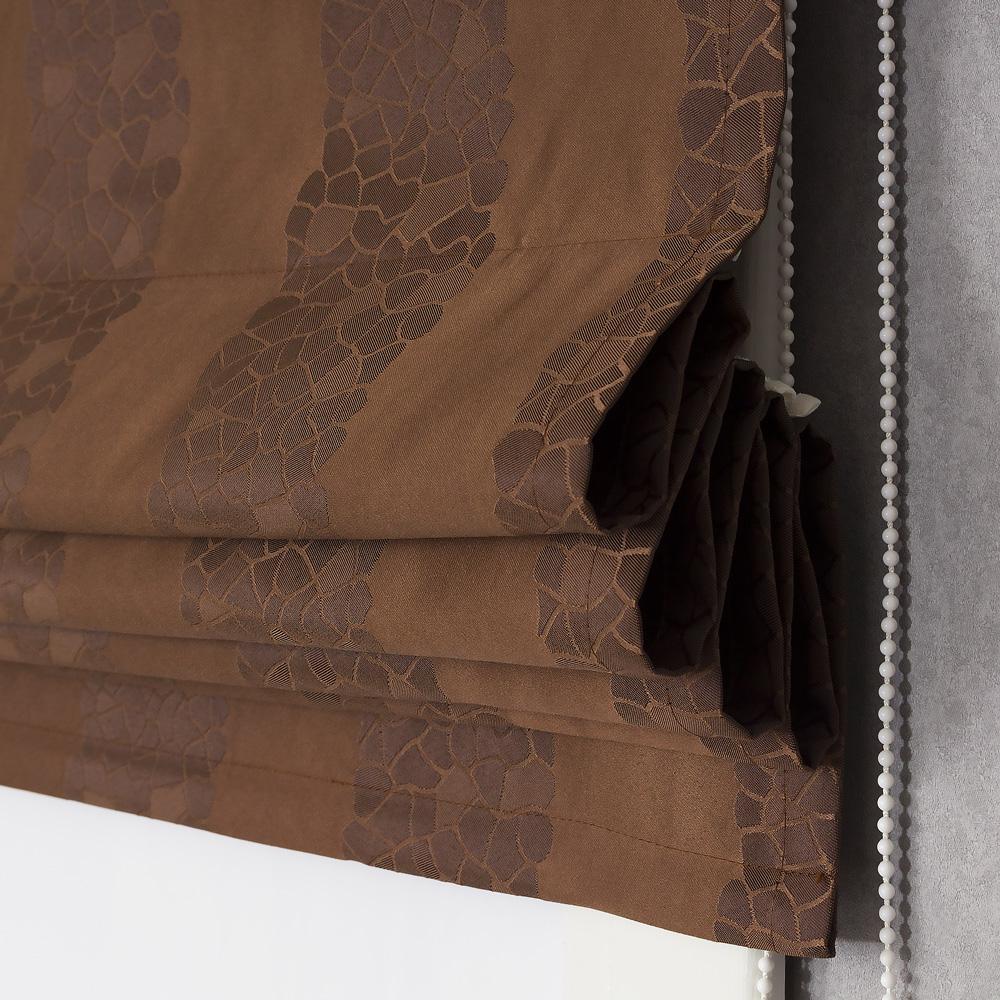 Римская штора с карнизом Jessica 2